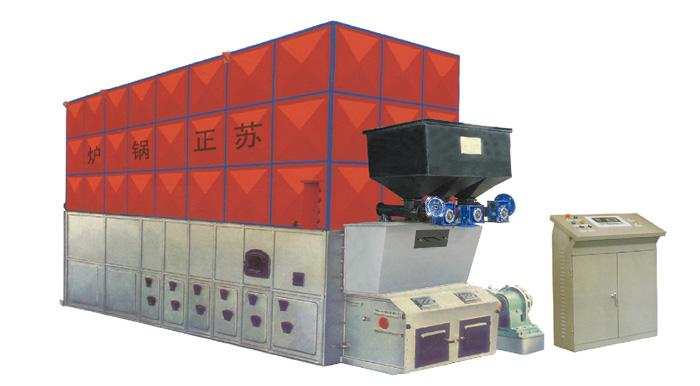 YLW型燃热博RB88体育卧式热载体导热油炉